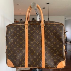 Louis Vuitton Porte-Document Briefcase